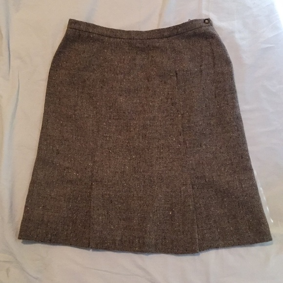 RODIER Dresses & Skirts - Wool Mohair Tweed Skirt - RODIER - France - 14